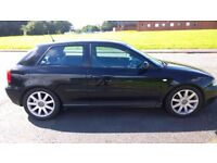 2002 AUDI A3 1.9 TDI SPORT HIGH MILEAGE
