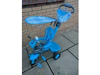 Little Tikes 4 in 1 Trike Blue