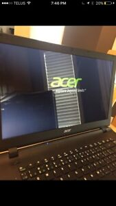 Laptop (Acer) year old MINT CONDITION