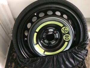 Spare Tire and Wheel for Mercedes Benz