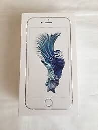 Iphone 6s 32gbin Prestatyn, DenbighshireGumtree - Silver iphone 32gb Unopened unwanted gift.I beileve on 3 but may be unlocked,still sealed £250 ovno