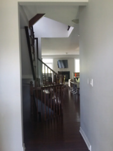 Rooms for  rent in house in Barrhaven