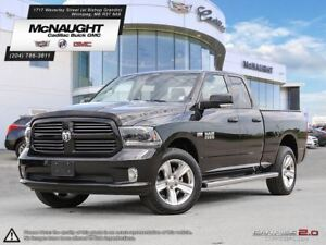 2015 Ram 1500 Sport | 5.7 Hemi | Touchscreen | 20 Wheels