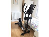 ProForm Folding Elliptical Cross Trainer