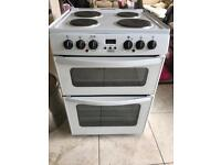 Belling Electric Cooker 60cm wide