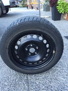 205/55 R16 Winter studded tires