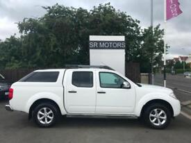 2013 Nissan Navara 2.5dCi ( EU V ) auto Tekna(ONE PREVIOUS OWNER,HISTORY)