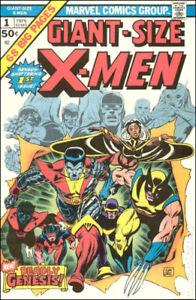 Giant Size X-Men 1 CGC 8.5  1st app. New X-Men, 2nd Wolverine