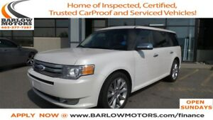 2010 Ford Flex Limited | LEATHER | MOONROOF\SUNROOF