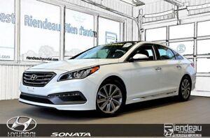 2016 Hyundai Sonata Sport Tech + CAMÉRA DE RECUL + TOIT OUVRANT