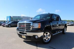 2012 GMC Sierra 2500HD SLE *6.6L DURAMAX W/LOW KMS*