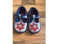 Boys clarks shoes doodles and shoes.