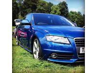 Audi A4 B8 S-Line 2009 LOW MILES