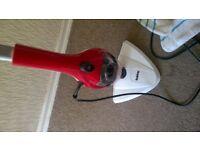 Beldray 5 in1 multi-funtion steam mop.