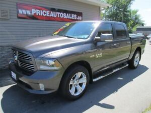 2014 Dodge Ram 1500 SPORT-HEATED/COOLED LEATHER SEATS-NAVIGATION