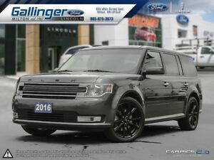 2016 Ford Flex SEL w/MULTI-PANEL VISTA ROOF AND NAVIGATION