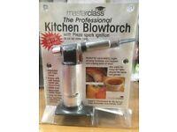 Kitchen Blowtorch - Brand New