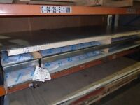 8x4 sheets of 1.5mm galvanised steel
