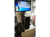 HP COMPAQ ELITE 8100 CORE i3 WINDOWS 7 DESKTOP