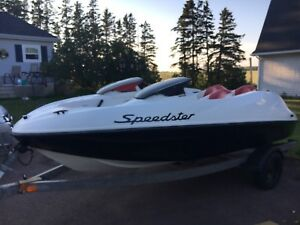 00' Sea Doo Speedster (sale/trade)