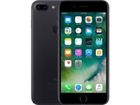 Apple I phone 7+ 32gb