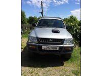 2001 Mitsubishi L200