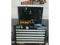 Halfords toolbox 6 drawers