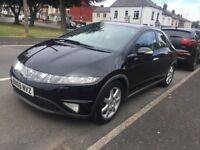 Honda Civic (top spec)