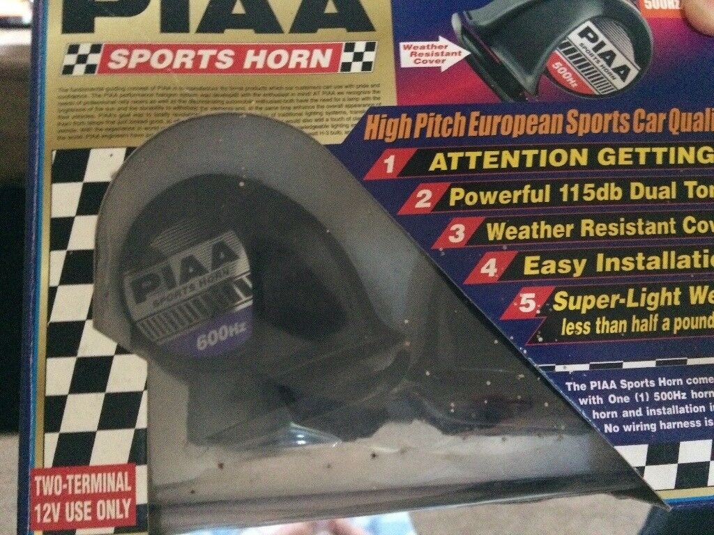 Piaa Car Horn In Knowle West Midlands Gumtree Wiring Harness
