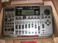 BOSS BR-900 CD DIGITAL RECORDING STUDIO GOOD WORKING ORDER