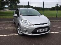 FORD FIESTA 1.25 ZETEC 3 DOOR 2009 59 *NEW MODEL, LOW MILES, FULL S/HISTORY*