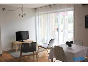Appartement condo à louer