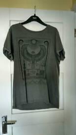 Asos mens medium t shirt
