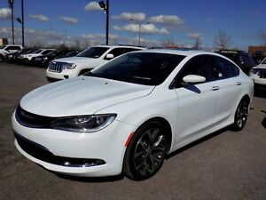 Chrysler 200 C 2016 V6/CUIR/TOIT/GPS/