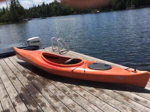 12' Old Town Kayak