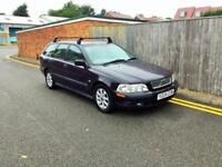 2001 Volvo V40 1.9D ( 115bhp ) ESTATE LADY OWNER PX CLEARANCE