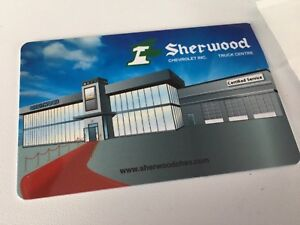 Sherwood Auto Gift Card, $47.50 value for only $30