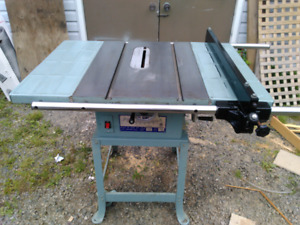 King 10inch table saw