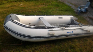 """11'9"""" Inflatable dinghy"""