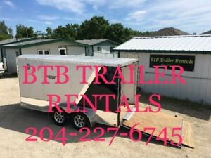 BEST RATE TRAILER RENTALS, GREAT RATES!! RESERVE TODAY!!