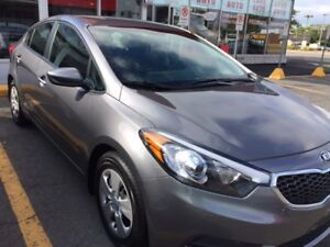 DRIVE FREE FOR 6 MONTHS !!!!  2016 Kia Forte