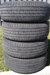 4-Bridgestone all season.235/55R20. $ 120