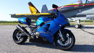 2001 ZX12R Lots of Upgrades / Built Motor - Certified