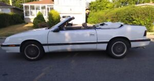 1989 Chrysler GTC Turbo