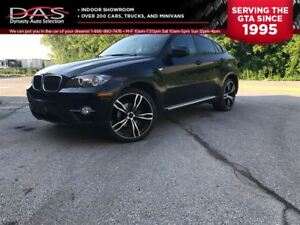2012 BMW X6 xDrive35i LEATHER/SUNROOF/LOADED