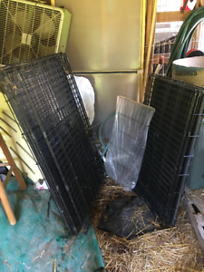 Pet Cages. Have 2 for sale