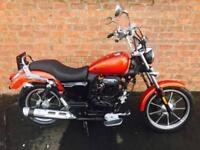 NEW Lexmoto Michigan 125 learner legal own this bike for only £10.11 a week