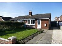 2 Bedroom House for sale in Eastrington with off street parking and front and back garden