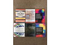 Counselling/Psychotherapy Books - New - £5 each