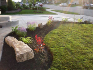 Landscaping, Mulch, and Decorative Stone Installation Services